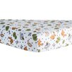 Trend Lab Forest Animal Print Crib Sheet
