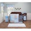 Trend Lab Logan Lattice Crib Sheet