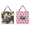 <strong>Blossoms Picture Frame (Set of 2)</strong> by Trend Lab