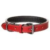 <strong>Woofwerks</strong> Simply Red Nic Hardware Dog Collar