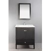 "<strong>Simpli Home</strong> Chelsea 30"" Single Bathroom Vanity Set"
