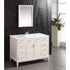 """Simpli Home Urban Loft Single 48"""" Bathroom Vanity Set"""