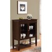 Simpli Home Carlton Storage Media Cabinet and Buffet
