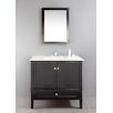 "Simpli Home Chelsea 36"" Single Bathroom Vanity Set"