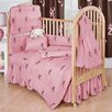 Browning Buckmark 3 Piece Crib Bedding Set