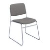 <strong>Upholstered Stacking Chair</strong> by KFI Seating