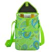 Picnic At Ascot Paisley Two Bottle Tote