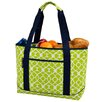 <strong>Picnic At Ascot</strong> Trellis Large Insulated Tote Cooler