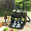 <strong>Eco Picnic Cooler for Four with Wheels</strong> by Picnic At Ascot