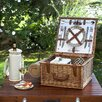 <strong>Cheshire Basket for Two with Blanket in London</strong> by Picnic At Ascot