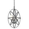 <strong>Z-Lite</strong> Aranya 3 Light Foyer Pendant