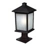 Z-Lite Holbrook 1 Light Outdoor Lantern Head