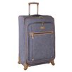 """Nicole Miller Taylor 28"""" Spinner Suitcase"""