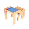 "Luca and Company Funstation 18.9"" W Writing Desk Set"