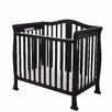 Dream On Me/Mia Moda Addison 4 in 1 Mini Convertible Crib