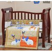 Dream On Me/Mia Moda Jungle Babies 3 Piece Crib Bedding Set