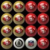 <strong>Imperial</strong> NFL Billiard Ball Set