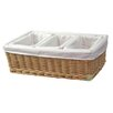 Quickway Imports Willow Baskets (Set of 4)