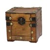 Quickway Imports Assorted Colors Mini Chest