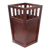 Quickway Imports Roman Wood Umbrella Holder
