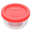 Pyrex 1 Cup Round Storage Container