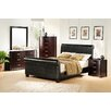 Williams Import Co. Dinsmore Queen Sleigh Bedroom Collection