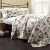 Special Edition by Lush Decor Messina Quilt Set