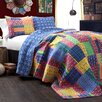 Special Edition by Lush Decor Misha Quilt Set