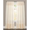 Special Edition by Lush Decor Skye Rod Pocket Curtain Single Panel