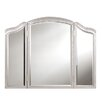 Elegant Lighting Camille 3 Fold Wall Mirror