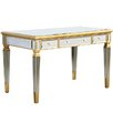Elegant Lighting Florentine Writing Desk with Drawers