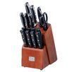 <strong>Ashland 16 Piece Knife Block Set</strong> by Chicago Cutlery