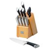 Chicago Cutlery Fusion 15 Piece Knife Block Set