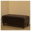 <strong>Kinfine</strong> Delux Tufted Bedroom Storage Ottoman