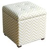 Kinfine Fashion Storage Ottoman II