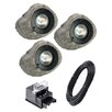 <strong>Paradise Garden Lighting</strong> Spot Light Kit (Pack of 3)