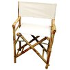 Bamboo54 Low Bamboo Director Chair (Set of 2)