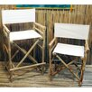 Bamboo54 High Bamboo Director Chair (Set of 2)