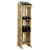 <strong>Bamboo54</strong> Natural Bamboo 39 Bottle Wine Rack