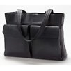 <strong>Clava Leather</strong> Vachetta Two Pocket Tote Bag