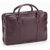 <strong>Clava Leather</strong> Colored Vachetta Classic Top Handle Leather Laptop Briefcase