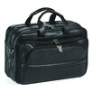 <strong>Clava Leather</strong> Quinley Professional Leather Laptop Briefcase