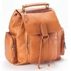<strong>Vachetta Urban Survival Backpack</strong> by Clava Leather