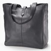 <strong>Clava Leather</strong> Bridle Oversized Tote Bag