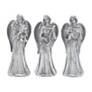 <strong>UMA Enterprises</strong> 3 Piece Holy Angels Statue Set