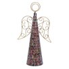 <strong>UMA Enterprises</strong> Christmas Mosaic Angel Figurine