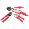 <strong>Amana</strong> 4 Piece Simply Spaghetti Kitchen Tools Set