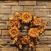 Vickerman Co. Sunflower Berry Garland