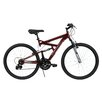Huffy Men's Dual Suspension Mountain Bike
