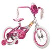 """<strong>Disney Princess Girl's 16""""  Balance Bike with Jewel Case</strong> by Huffy"""